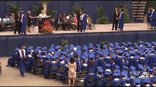 Palm Beach County cancels high school graduation ceremonies