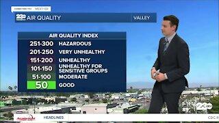 23ABC Evening weather update June 14, 2021