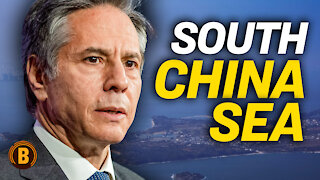 Blinken and Biden's Stance On South China Sea; CIA's Woke Hiring Campaign