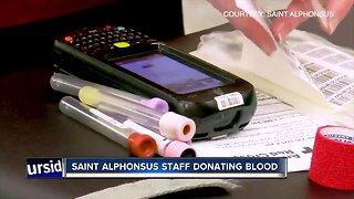 St Als Blood Donations
