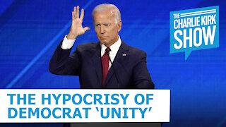 The Charlie Kirk Show - The Hypocrisy of Democrat 'Unity'
