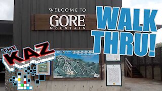 Gore Mtn Walk Through