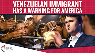 Venezuelan Immigrant Has A Warning For America
