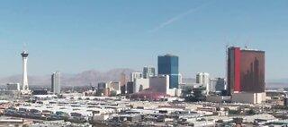 Re-Viva Las Vegas: Flying over the Las Vegas Strip in Chopper 13