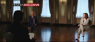 ABC exclusive interview with Biden and Harris