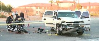 Deadly crash investigation
