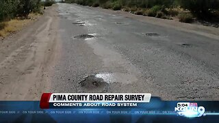 Pima County wants input from community about road repair plan