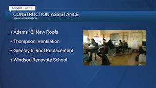 65 Colorado schools getting money for improvement projects