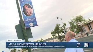 Mesa honors hometown heroes ahead of Memorial Day