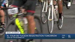 38th El Tour de Tucson registration opens April 20