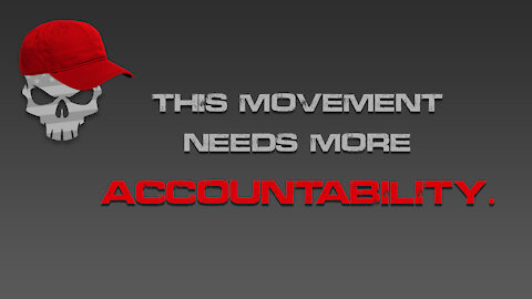This Movement Needs Accountability