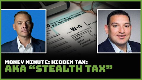 """EXPOSED: Hidden Tax, AKA """"Stealth Tax"""" Wiping Out Fixed-Income Americans"""