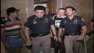 Denver7 archive: Jim King acquitted in Father's Day bank massacre