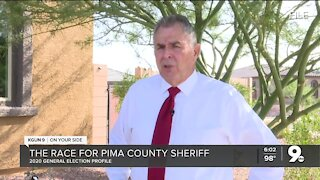 The Race for Pima County Sheriff, 2020 General Election Profile