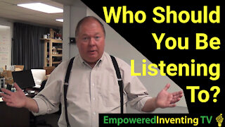 Who Should You Be Listening To?