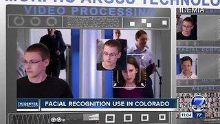 Facial recognition use in Colorado