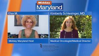 UM St. Joseph Medical Center - Breast Cancer Awareness Month