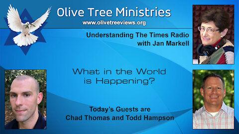 What in the World is Happening? – Chad Thomas and Todd Hampson