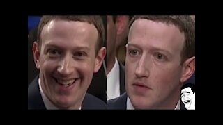 Mark Zuckerberg's Funny & Awkward moments in front of US Congress