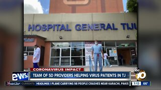 Local health care providers aid TJ virus patients