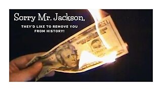 Sorry Mr. Jackson, They'd Like to Remove you from History