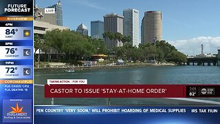 """Mayor Castor to issue """"enhanced social distancing effort"""" for Tampa residents"""