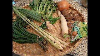 Pork Ribs Sinigang (STEW) with fresh vegetables - #10