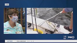 Impact of increased fishing license sales at local outdoor shops