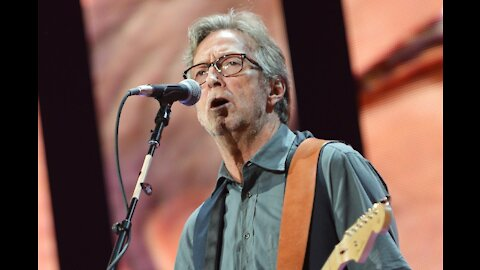 Eric Clapton Discusses His Injection Nightmare