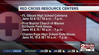 Red Cross resource centers