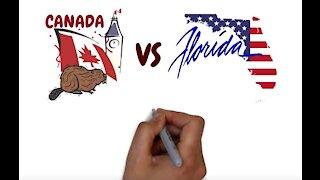 CANADA VS FLORIDA – COVID RESPONSE VIDEO