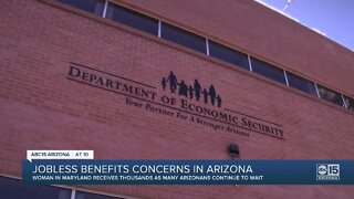 Maryland woman receives thousands in Arizona benefits