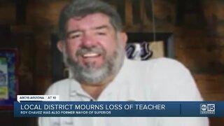 Arizona district mourns loss of teacher