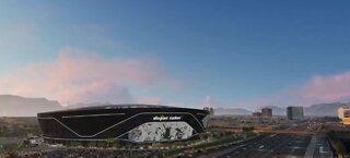 New renderings of Allegiant Stadium