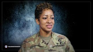 Black History Month | Chief Warrant Officer 3 Shekura Gopie