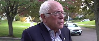 Bernie Sanders speaks out about health scare