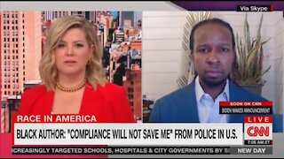 Ibram X Kendi: I Don't Know If I'll Survive Even If I Comply With Cops