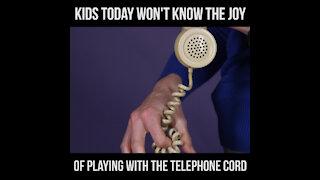 Phone cord joy [GMG Originals]
