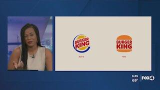 Burger King's new logo
