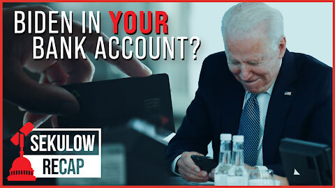 Biden's IRS Wants To Control Every Aspect of Your Life