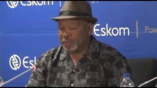 SOUTH AFRICA - Johannesburg - Eskom Press Briefing (Video) (uij)
