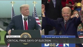 Michigan is in critical final days of general election