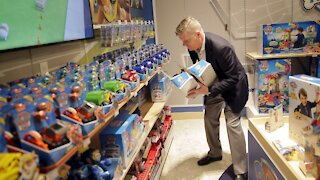 Rising shipping costs leading to a large increase in prices, delays on many toys