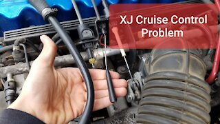 Cruise Control Cable Connecter (Fix!) Jeep XJ Build