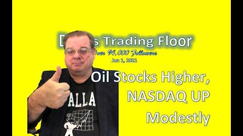 Dallas Trading Floor No 304 - LIVE June 1, 2021