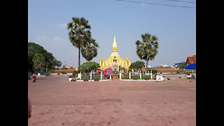 Laos border crossing