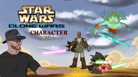 Clone Wars: Volume One - Character Review