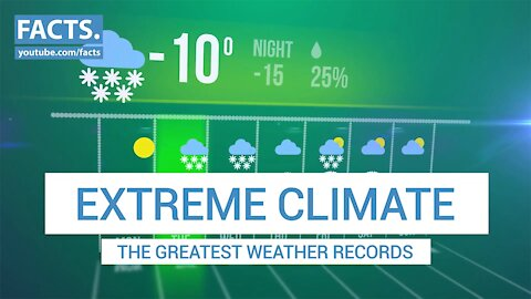 Extreme Climate | The Greatest Weather Records