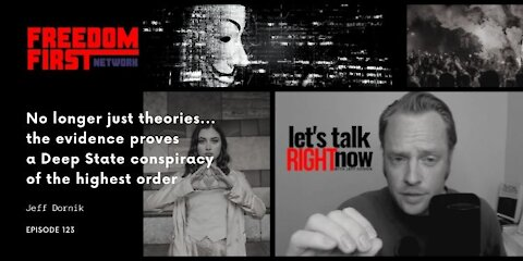 No longer just theories... the evidence proves a Deep State conspiracy of the highest order