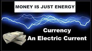 Money Is Just Energy